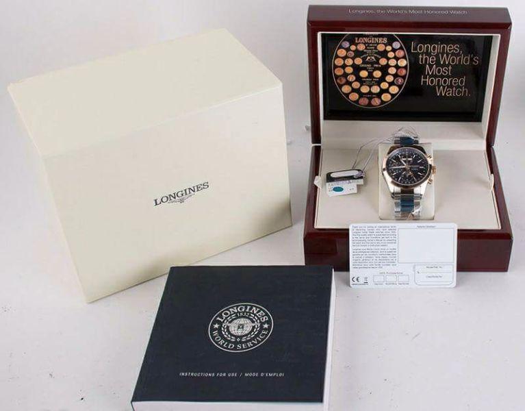 Longines Conquest Chronograph Classic5