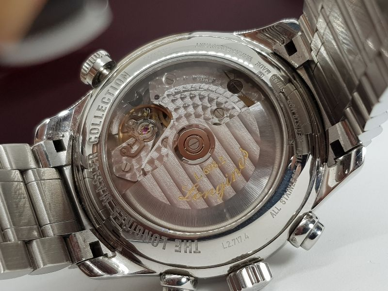 Longines Master Collection L2.717.410