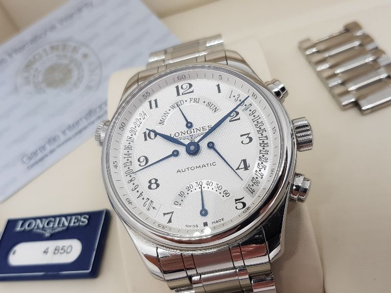 Longines Master Collection L2.717.43