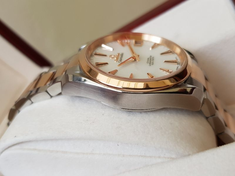 Omega AquaTerra 150 M Co-Axial 38,5mm Red gold & SS-14