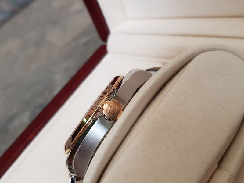 Omega AquaTerra 150 M Co-Axial 38,5mm Red gold & SS-15