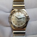 Omega Constellation For Lady Watch Likenew 98% Full box-4