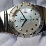Omega Constellation For Lady Watch Likenew 98% Full box-7