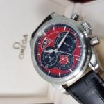 Omega Deville Chronoscope Coaxial Chronometer House Recorder1