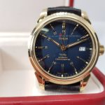 Omega Deville Coaxial Chronometer 18K Gold GMT3