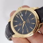 Omega Deville Coaxial Chronometer 18K Gold GMT6