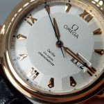 Omega Deville Coaxial Chronometer 18K Rose Gold Limited 699C-13