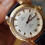Omega Deville Coaxial Chronometer 18K Rose Gold Limited 699C-2