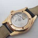 Omega Deville Coaxial Chronometer 18K Rose Gold Power Reserve full box,like new-10