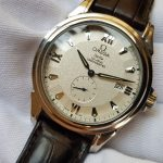 Omega Deville Coaxial Chronometer 18K white Gold Limited 699c -1
