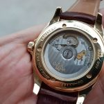 Omega Deville Coaxial Chronometer 18K yellow Gold Limited 699c-11