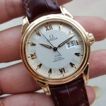 Omega Deville Coaxial Chronometer 18K yellow Gold Limited 699c-16