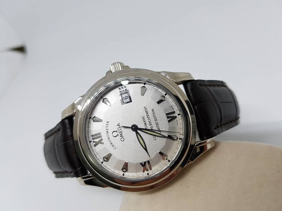 Omega Deville Coaxial Chronometer Limited Edition-1