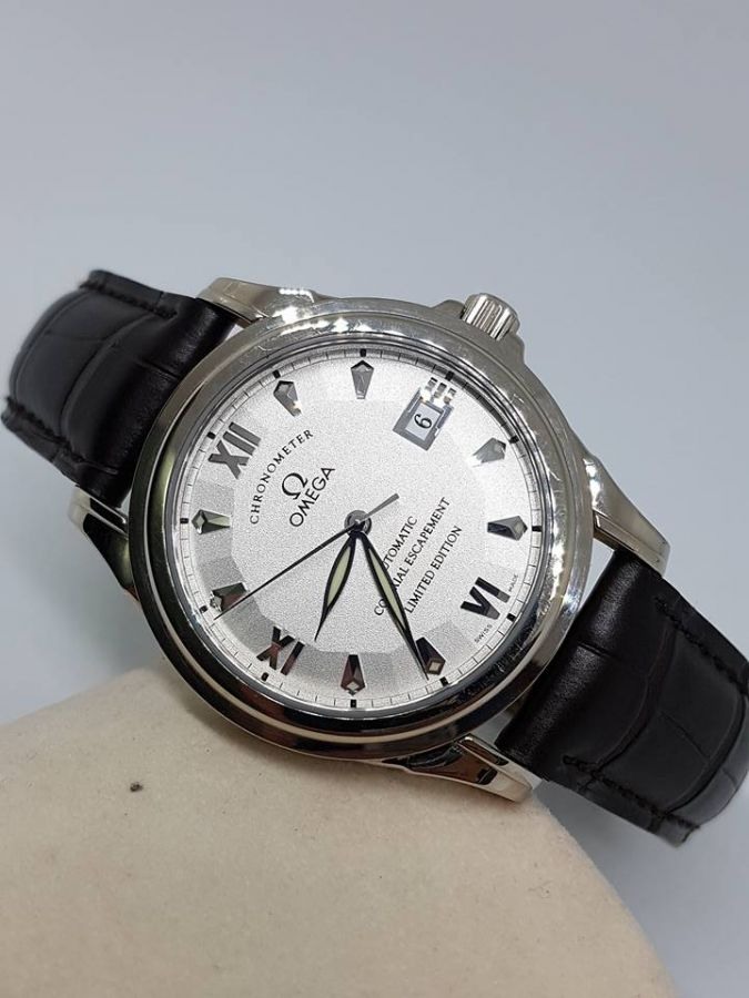 Omega Deville Coaxial Chronometer Limited Edition-2