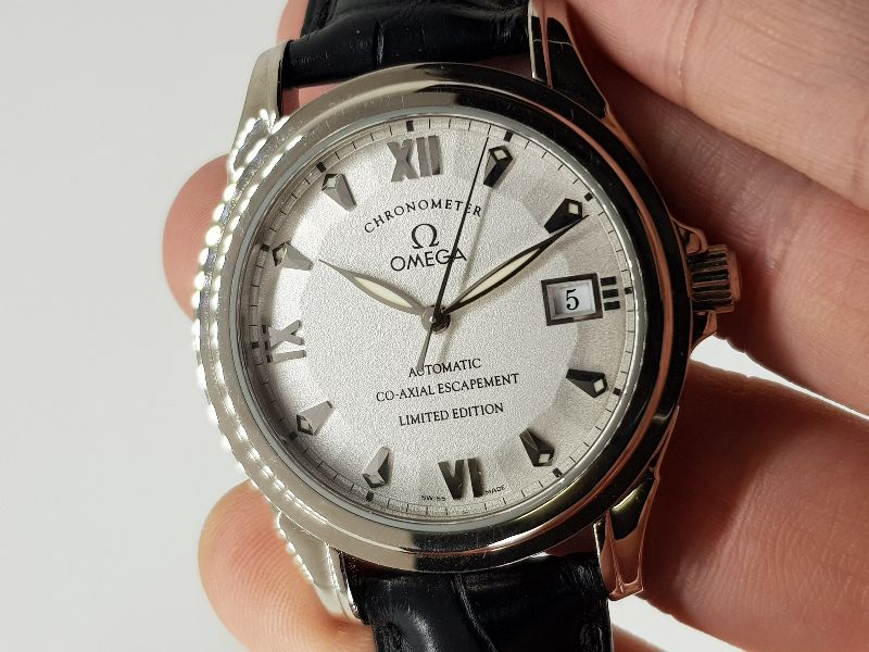 Omega Deville Coaxial Chronometer Limited Edition-6