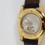 Omega SeaMaster Aquaterra Co-Axial 18k Gold10