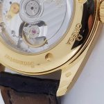 Omega SeaMaster Aquaterra Co-Axial 18k Gold11