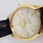 Omega SeaMaster Aquaterra Co-Axial 18k Gold5