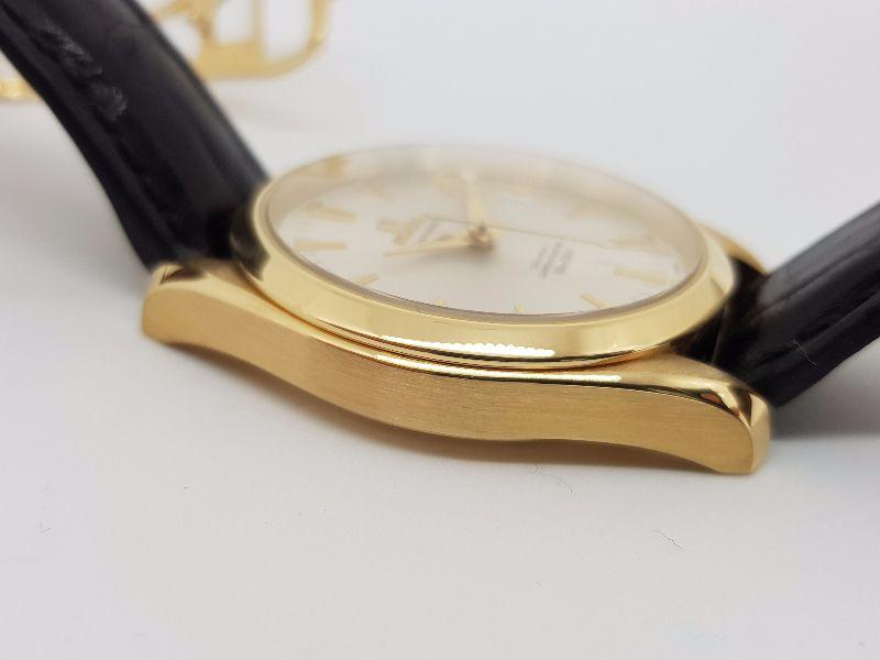 Omega SeaMaster Aquaterra Co-Axial 18k Gold7