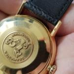 Omega SeaMaster Deville 18k Gold11