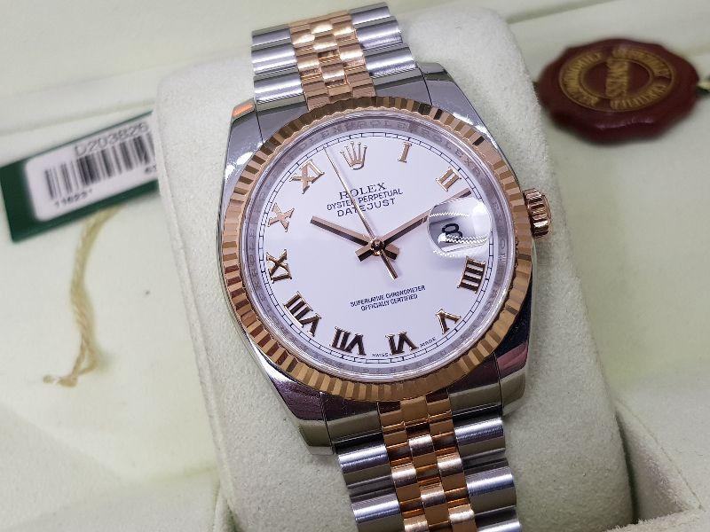 Rolex DateJust 116231-3