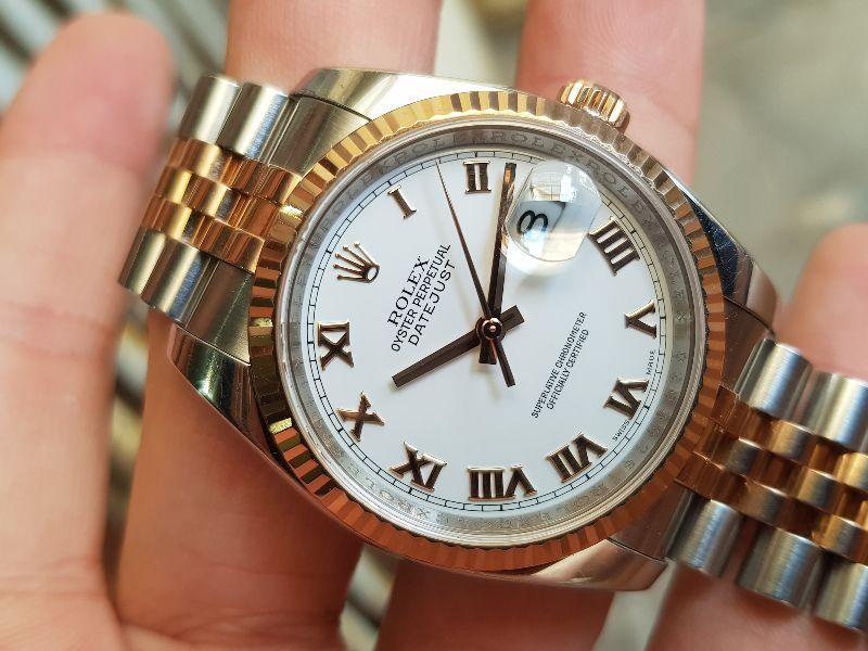 Rolex DateJust 116231-6