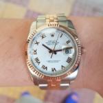 Rolex DateJust 116231-9