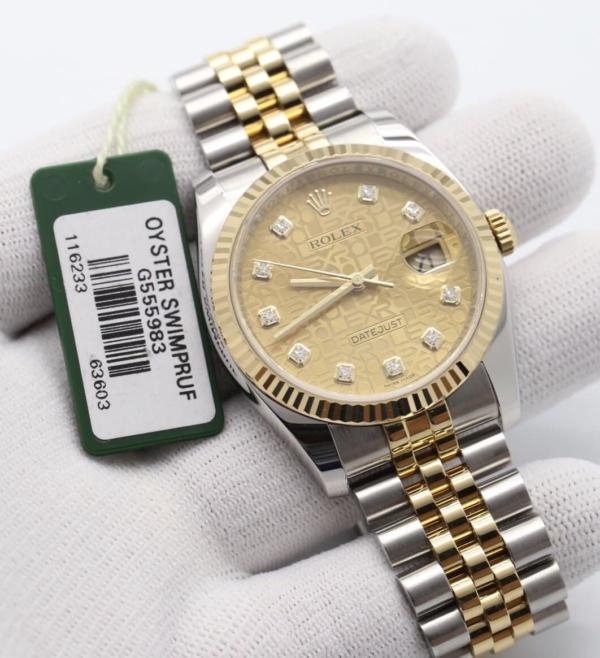 Rolex 116233 vi tính G-1