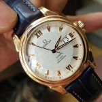 Omega-Deville-Coaxial-Chronometer-18K-Rose-Gold-Limited-699C